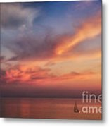 Good Morning Cape Cod Metal Print