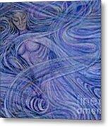 Heavenly Hostess IIl Metal Print by Jacquelyn Roberts