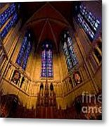 Heinz Memorial Chapel Pittsburgh Pennsylvania Metal Print
