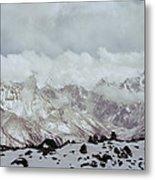 Himalayan Sherpa Memorial Metal Print