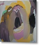 Howl Metal Print by Jay Manne-Crusoe