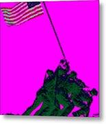 Iwo Jima 20130210 Metal Print by Wingsdomain Art and Photography