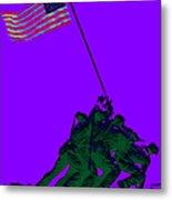 Iwo Jima 20130210m28 Metal Print by Wingsdomain Art and Photography