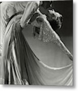 Jack Holland And June Hart Dancing Metal Print by Horst P. Horst