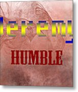 Jeremy - Humble Metal Print by Christopher Gaston