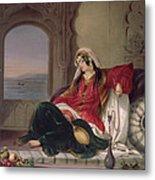 Kandahar Lady Of Rank Metal Print
