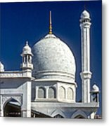 Kashmir Mosque Metal Print by Steve Harrington