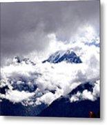 Kinner Kailash Hills- Himachal Pradesh- Viator's Agonism Metal Print by Vijinder Singh