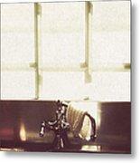 Kitchen Sink Metal Print by Margie Hurwich