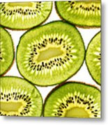 Kiwi Fruit IIi Metal Print by Paul Ge