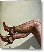Legs Metal Print by Svetlana Sewell