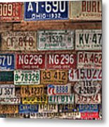 License To Drive Metal Print