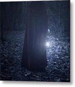 Light In The Dark Metal Print by Joana Kruse