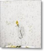 Lost Petals Metal Print by Joana Kruse