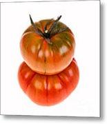 Marmande Tomatoes Metal Print