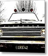 Mayberry Metal Print by Sharon Costa