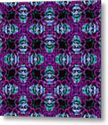 Medusa Abstract 20130131m180 Metal Print by Wingsdomain Art and Photography