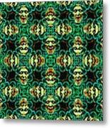 Medusa Abstract 20130131p38 Metal Print