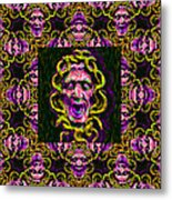 Medusa's Window 20130131m138 Metal Print by Wingsdomain Art and Photography