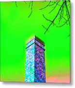 Mildrena's Chimney - Branches Metal Print by Wendy J St Christopher