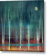 Moon River Metal Print by William Schmid