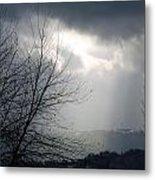 Morning Rains Metal Print by Scott Ware