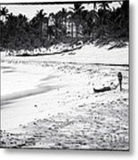 Morning Thoughts Metal Print by John Rizzuto
