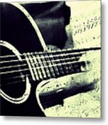 Music From The Heart II Metal Print