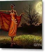 Mystic Moonlight V2 Metal Print by Bedros Awak