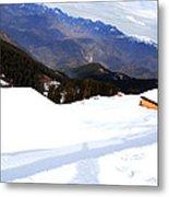Nathatop- Jammu And Kashmir- Viator's Agonism Metal Print