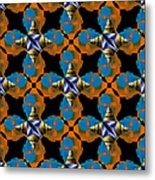 Obama Abstract 20130202p28 Metal Print