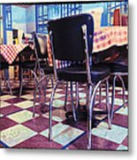 Old Fashion Grill Metal Print