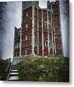Orford Castle Metal Print by Svetlana Sewell