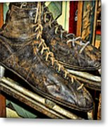 Out Of Ice Metal Print