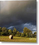 Overcast - Before Rain Metal Print by Michal Boubin
