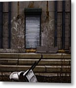 Overturned Metal Print by Margie Hurwich
