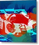 Porsche 917 Racing 1 Metal Print