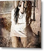 Possessed Metal Print by Jt PhotoDesign