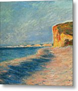 Pourville Near Dieppe Metal Print