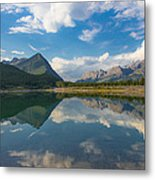 Purely Alberta Metal Print by Laura Bentley