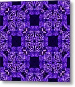 Rattlesnake Abstract 20130204m133 Metal Print by Wingsdomain Art and Photography