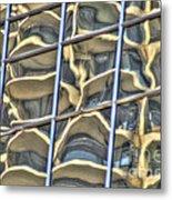 Reflection 7 Metal Print