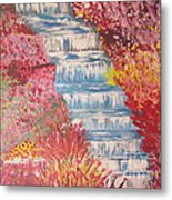 River Of Life  Metal Print by Max Lines