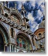 Saint Mark's Basilica Metal Print