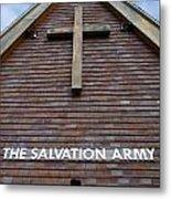 Salvation Metal Print by Doug Wilton