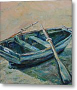 San Francisco Dinghy Metal Print