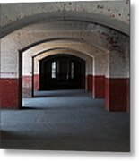 San Francisco Fort Point 5d21544 Metal Print