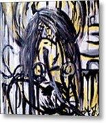 Sarge-7 On Fotoblur Metal Print