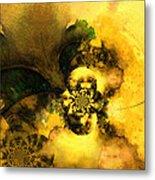 Scream Of Nature Metal Print
