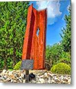 September 11th Memorial Mantua N J Metal Print